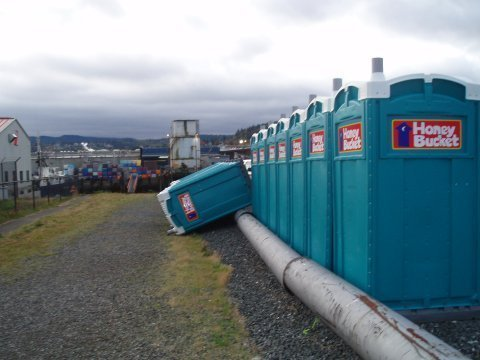 Tracking Systems Monitor Portable Bathrooms