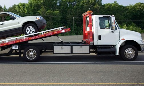 GPS Tracking Tow Trucks
