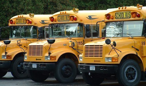 Is there an app to track school buses?
