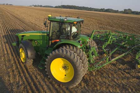 GPS Trackers For Farm Equipment