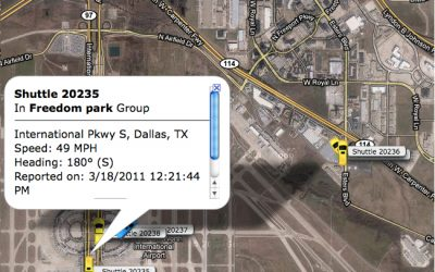 Mobile GPS Tracking Device For iPhone