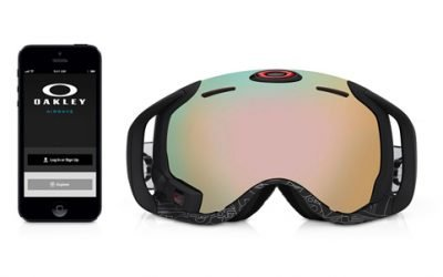 GPS Goggles For Snowboarding