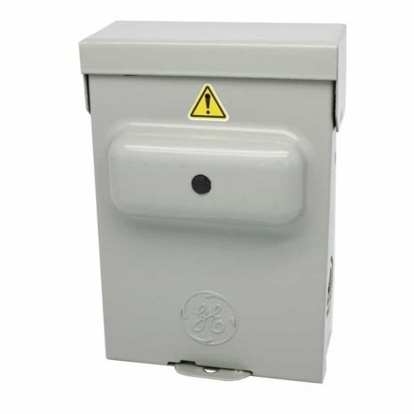 Electric Box Spy Camera