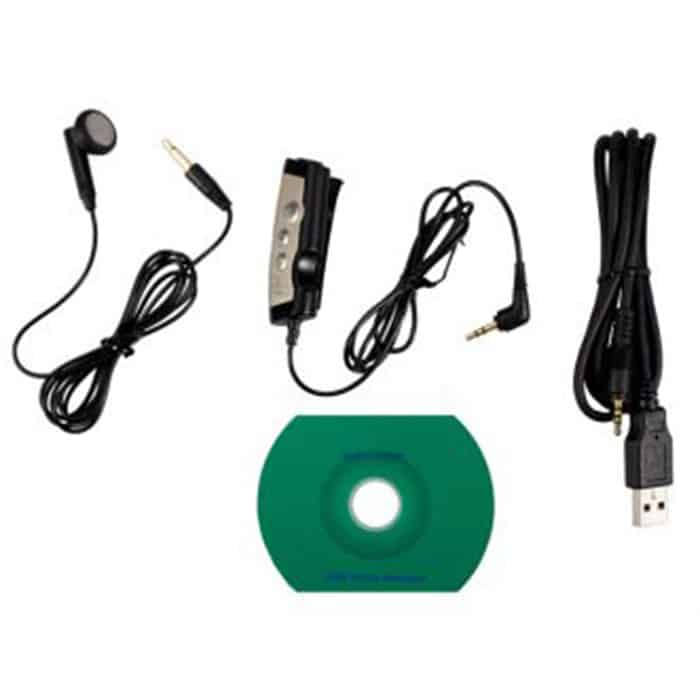 Audio Pen Recorder Accessories