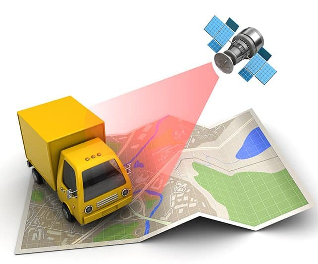 Real Time GPS Tracking Device