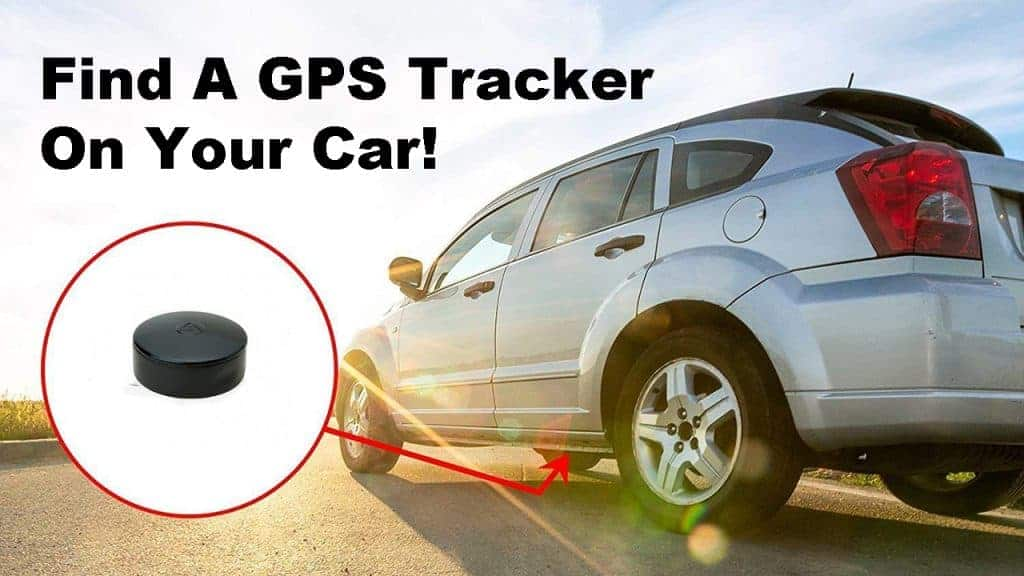 Hidden GPS Car Tracker