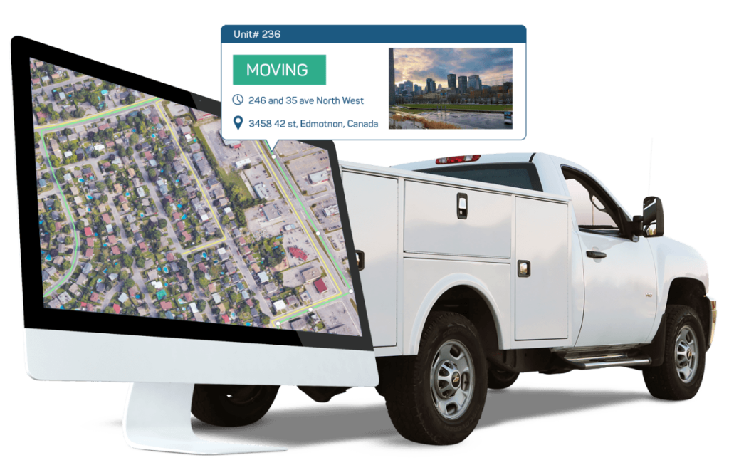 GPS Truck Tracking Device