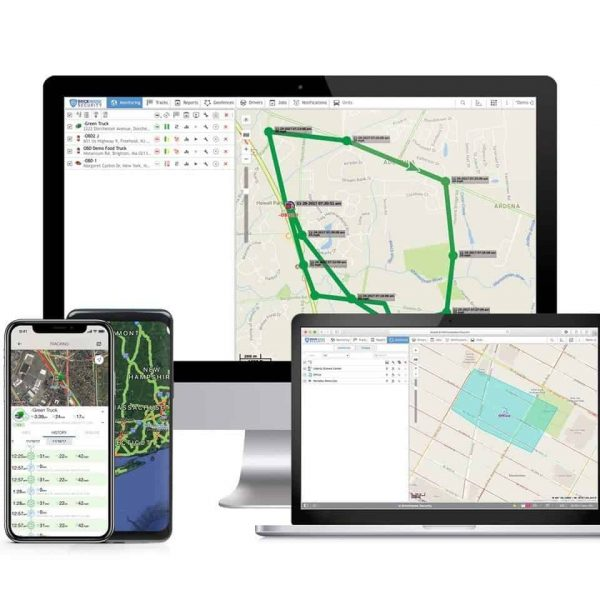 GPS tracker for business
